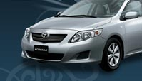 Corolla - New Accessories