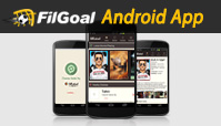 FilGoal New Android App