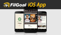 FilGoal New iOS App